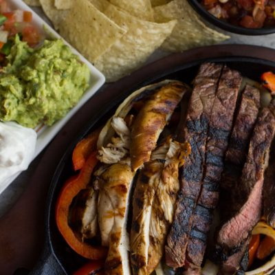 Easy Soy Lime Fajitas Marinade