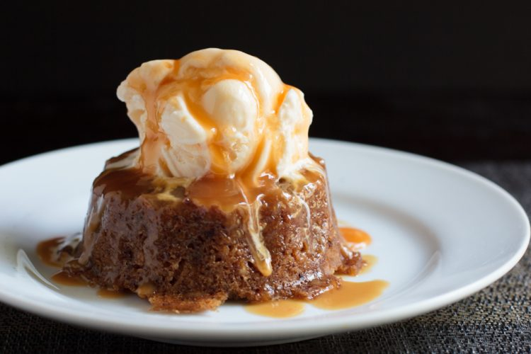 Slow Cooker Sticky Toffee Pudding