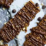This is a fun recipe for Chocolate Maple Granola Bars. Get your granola bar fix without having to worry about those hard-to-pronounce ingredients at the grocery store.