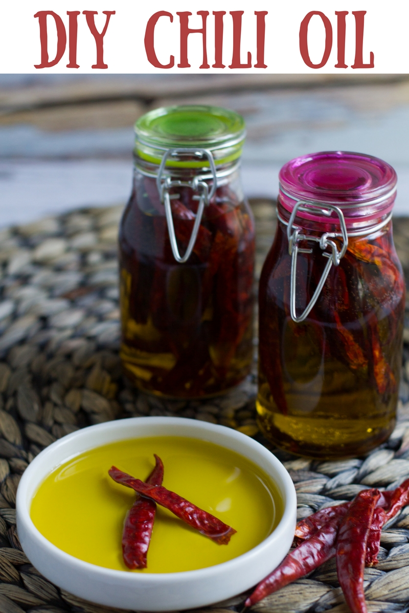 Stop buying store bought chili oil! Try this easy DIY version for a better, full bodied (and CHEAPER) oil!