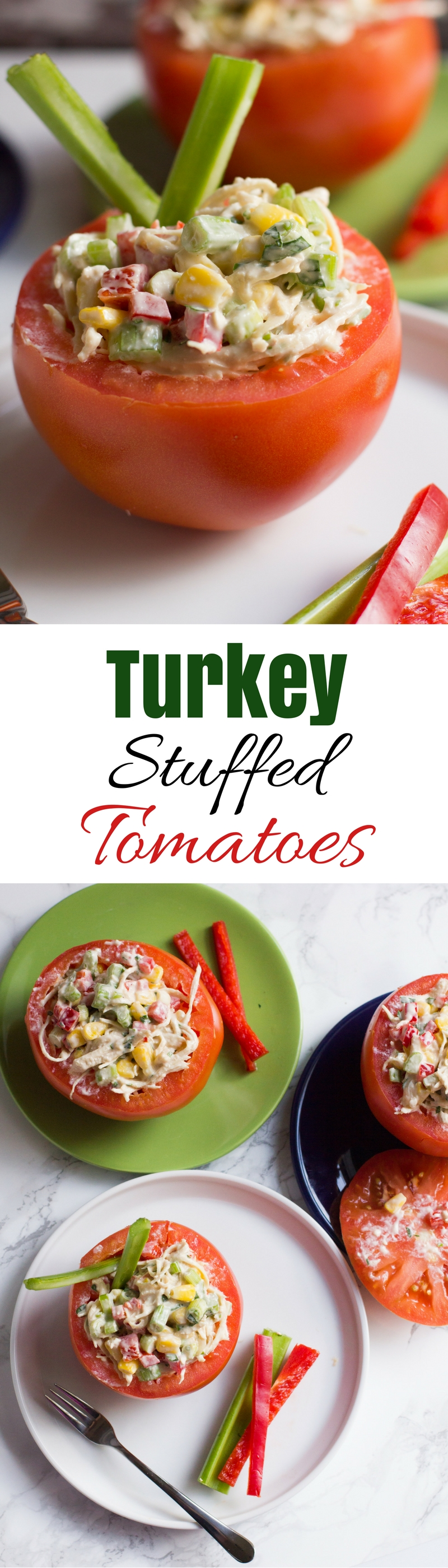 This recipe is exactly the meal you need after a day of heavy eating, made with the leftover turkey!