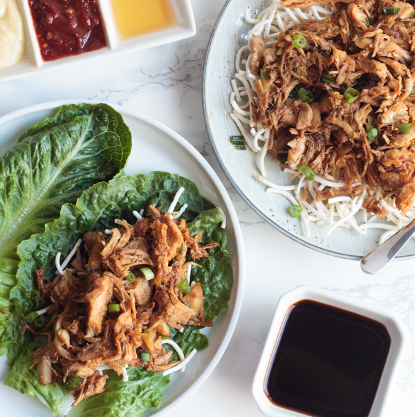Lettuce Wrap | Chicken Lettuce Wraps | Chinese Food | Fakeaway | Takeout | Chinese Chicken