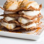 sopapilla cheesecake   fried cheesecake   layered cheesecake   fried won ton   cinnamon sugar cheesecake   cinnamon won ton