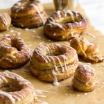Easy | Homemade | Recipe | Cronut | Cinnamon Sugar | Cinnamon Cronut | Homemade Donuts | Croissants | Copycat