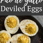 Try this fun Southwestern take on classic deviled eggs. With tastes of pico de gallo and lime, these pico de gallo deviled eggs are sure to be a hit!