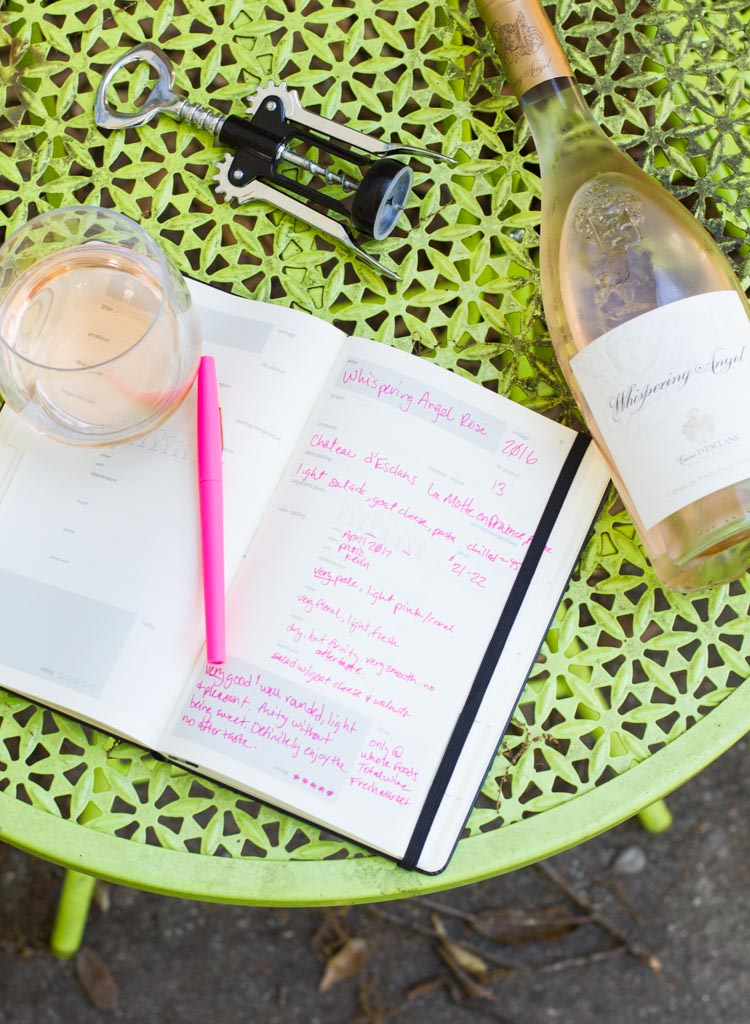 French wine is the perfect spring pairing for an outdoor lunch.