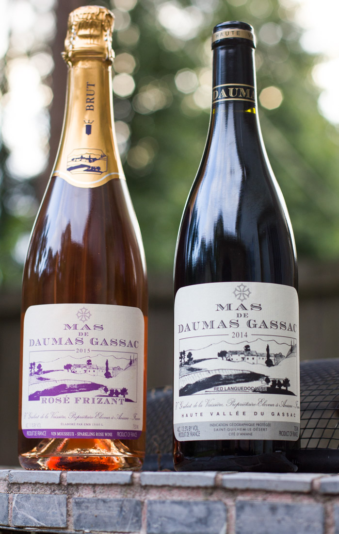 French wines are the perfect pairing for your spring lunch.