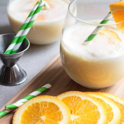 Ultimate Creamsicle Margarita