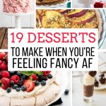 Wow your friends and family at the dinner table with a truly show-stopping dessert, perfect for parties or even those days when you're just feeling yourself. You deserve it!