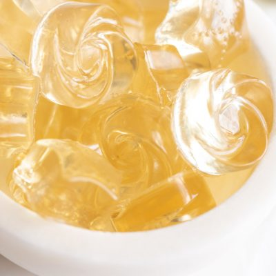 Homemade Champagne Gummies