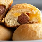 texas style kolache recipe, also known as klobasnek