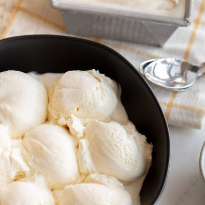 Vanilla Honey Ice Cream