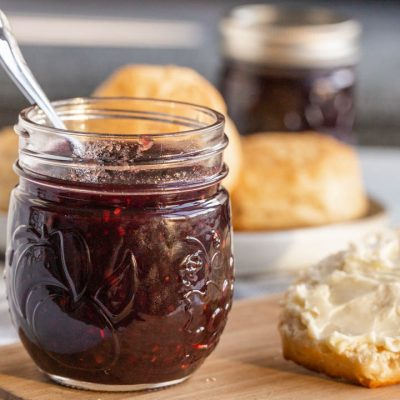 Summer Mixed Berry Jam